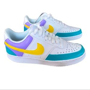 Nike Air Force 1 Colorblock size 6